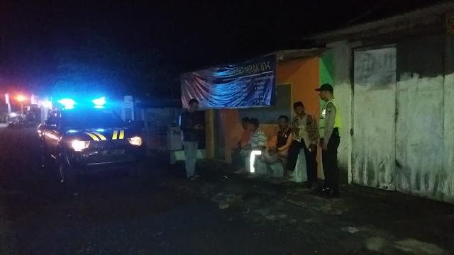 Antipasi 3C Polsek Tekung dan SKD Tukum Gelar Patroli Malam