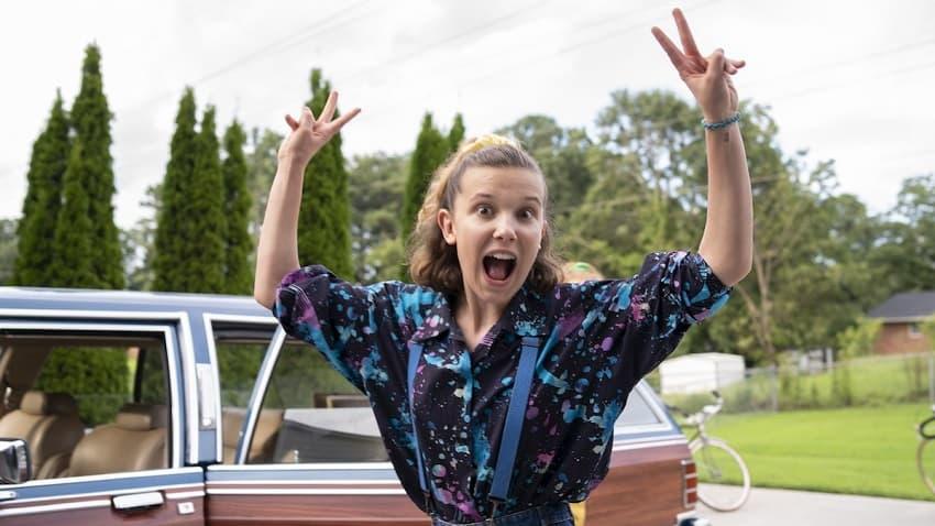 Милли Бобби Браун сыграет принцессу в фэнтези Damsel - новом эксклюзиве Netflix