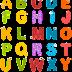 Letras do Alfabeto para imprimir – Abecedário completo