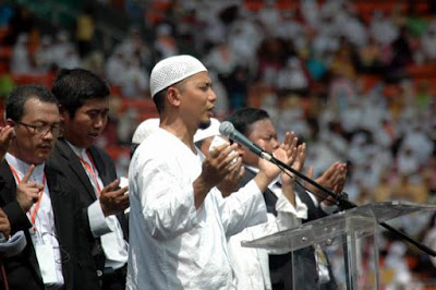 KH M Arifin Ilham Soal Ahok: Itu Hukuman Allah Untuknya