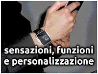 Sensazioni d'uso, Funzionalità e Personalizzazione