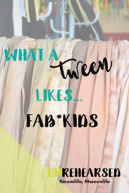 What a Tween Likes: FabKids!