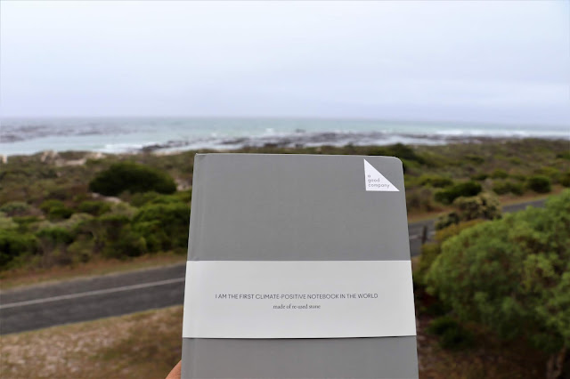 #TheLifesWayReviews - Stone Notebook #agoodcom @agoodcom #ProductReview