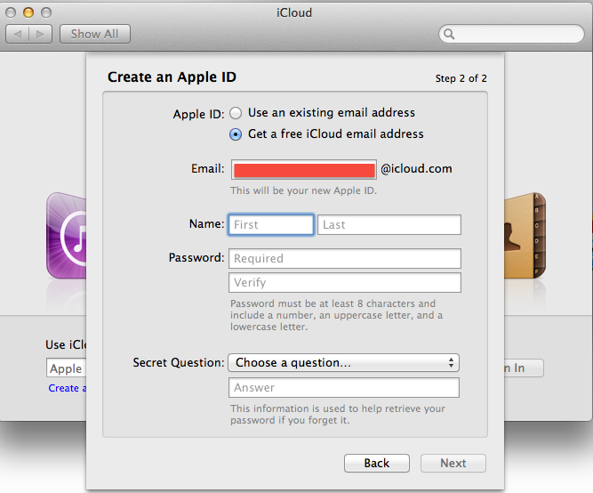 icloud mail how to delete all email