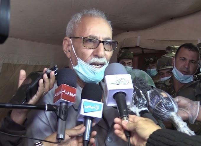 في ذكرى تأسيس الجبهة، الرئيس إبراهيم غالي يؤكد أن الشعب الصحراوي سيواصل نضاله بنفس الإرادة لإنتزاعه حقوقه كاملة.