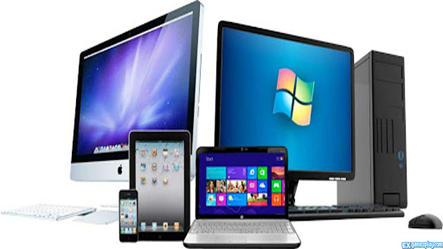 What are the various types of computers