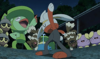 Pokemon (2019) Episodio 22