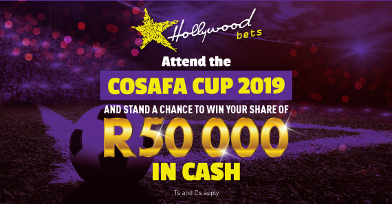 Win Your Share of R50 000!