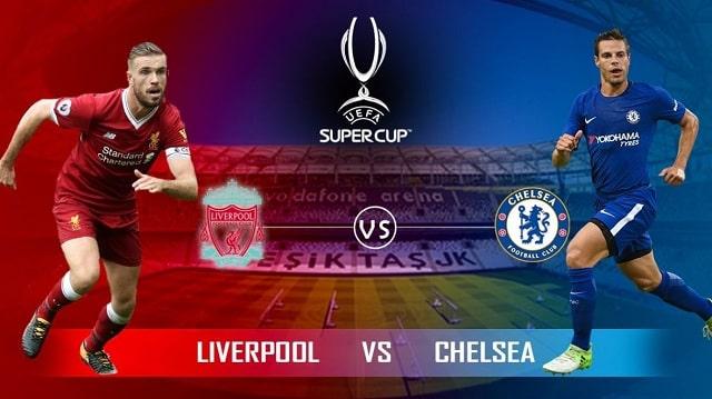 موعد مباراة كأس السوبر الأوروبي بين ليفربول وتشلسي والقنوات الناقلة