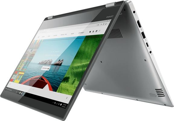 Lenovo Yoga 530-14IKB: portátil convertible de 14'' con procesador Core i5 y Windows 10 Home