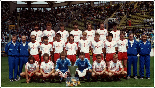 Bayer Leverkusen 1987-88