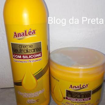 Permanente afro feito com AnaLea