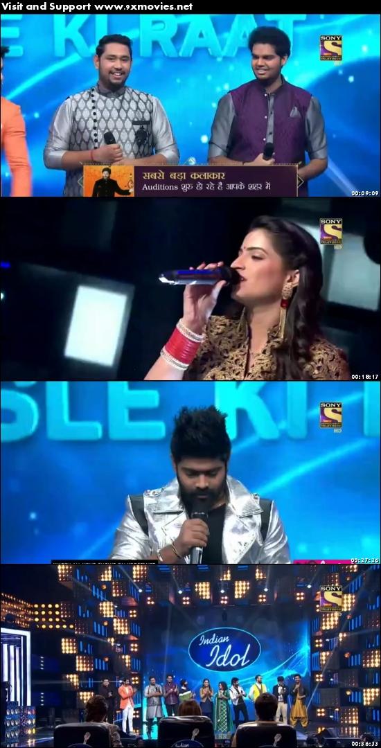 Indian Idol 11 Feb 2017 HDTV 480p