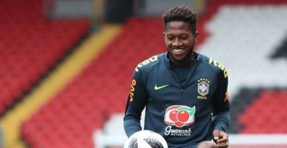 Manchester United Resmi Dapatkan Fred, Gelandang Timnas Brasil