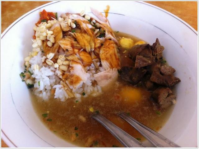 Soto Ayam Podjok;10 Top Kuliner Kediri