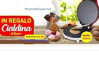 Logo Casa Henkel ti regala la piastra cialde ''Cialdina '' di Beper ( valore 24,90 euro)