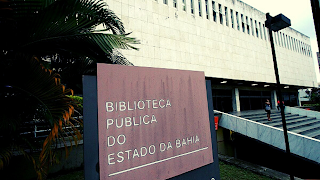 Foto Biblioteca Central do Estado da Bahia