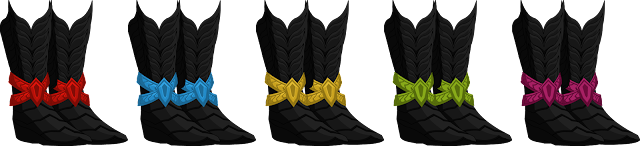 Oct. 2020 Thee Overlord Boots - Female