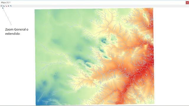Como visualizar mapas 3D en QGIS 3xx