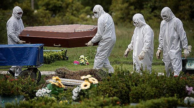 Brasil tem 363 mil casos confirmados de covid-19 e 22 mil mortes