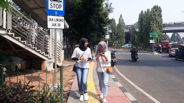 Kembalikan Budaya Jalan Kaki, Pemprov DKI Siap Gelontorkan Rp1,2 Triliun Bangun Trotoar