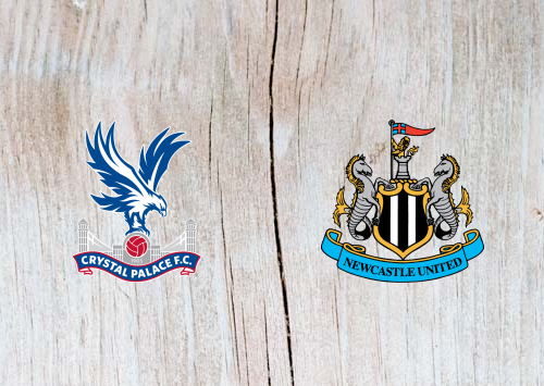 Crystal Palace vs Newcastle United - Highlights 22 September 2018