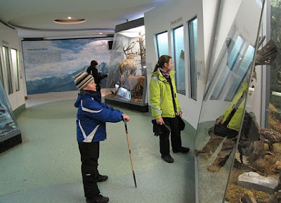 Muzeum Tatrzańskie. Wystawa przyrodnicza