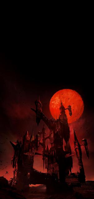 Lâu đài Dracula (Hình nền tiết kiệm pin)