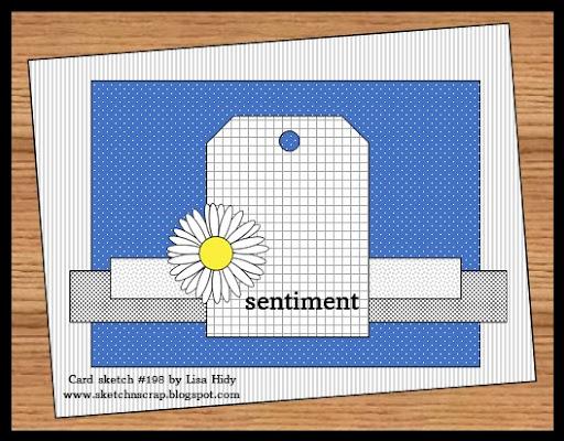 July 20th card sketch