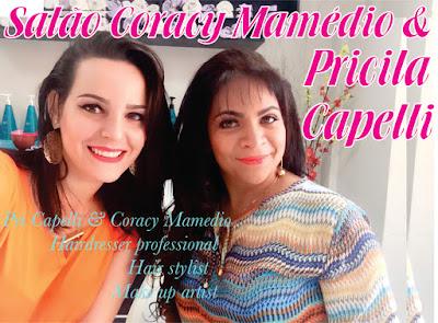 CORACY MAMÉDIO & PRISCILA CAMPELLI -- SAÚDE E BELEZA