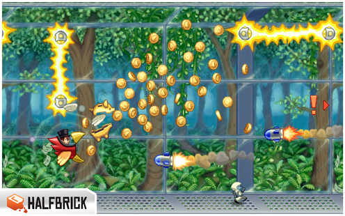 Jetpack Joyride Android Game APK | Full Version Pro Free Download