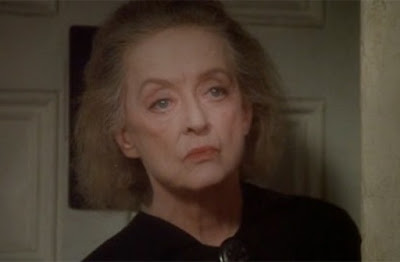 Bette Davis in The Watcher in the Woods (1980)