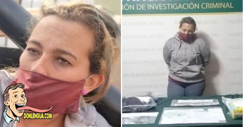 Venezolana que traficaba niños en Perú quería vender uno por 30.000 soles