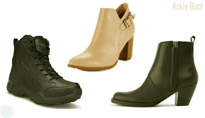 Ankle boot, Ankle boots