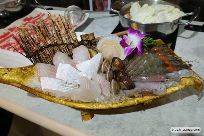 [餐廳]台北松山區 沐心鍋物-中規中矩的火鍋店。