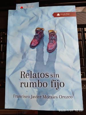 Círculo Rojo, Abrazo de libro, Relatos sin rumbo fijo