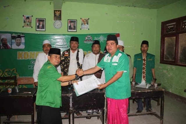 Hendra Harianto Terpilih Aklamasi Pimpinan Ansor Lombok Barat