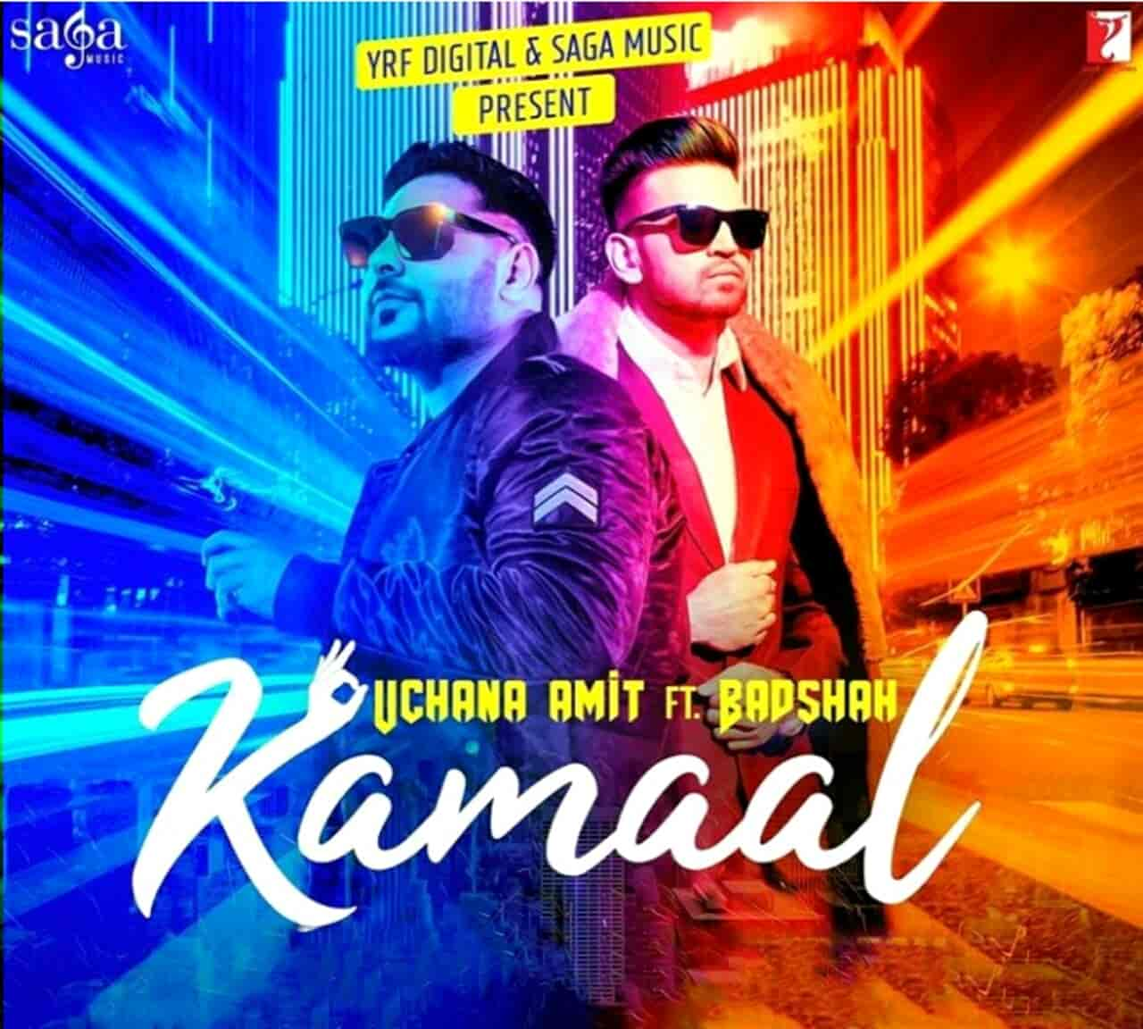 Kamaal Rap Song Images Badshah and Uchana Amit