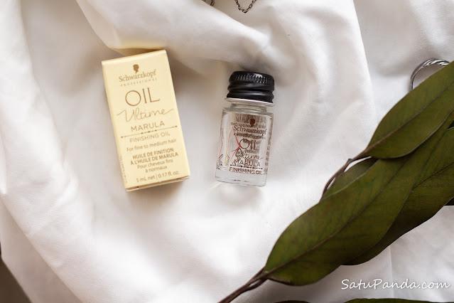 Schwarzkopf Professional BC Bonacure Oil Miracle Marula отзыв