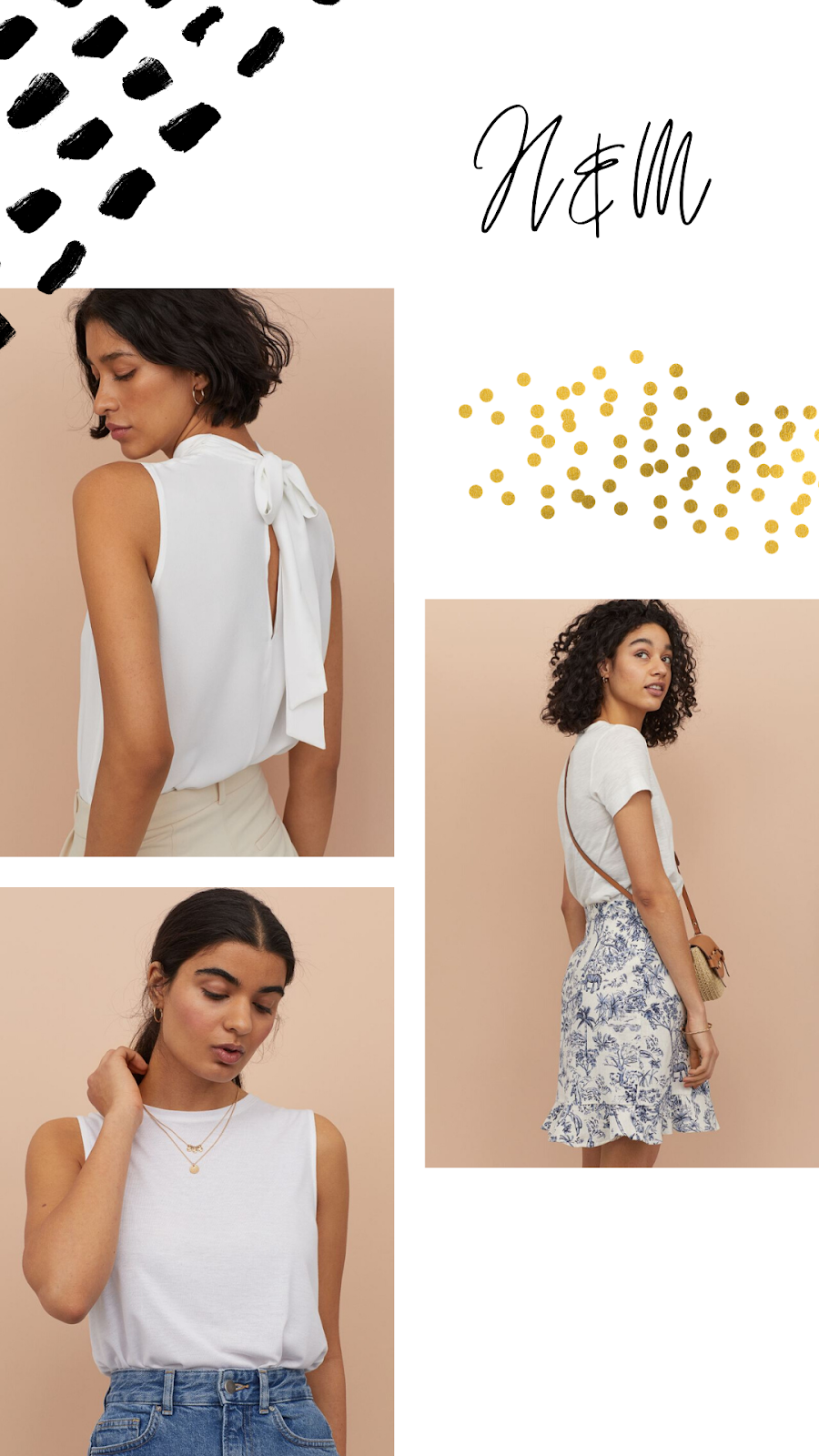 Fashion // Quarantine Top H&M Fashion Picks - Rachel Emily Blog