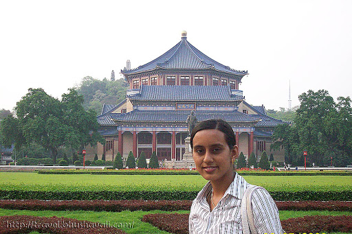 Must visit place in Guangzhou - Sun Yat Sen Memorial