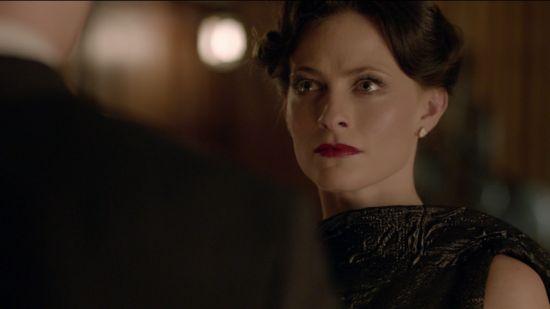 Dominatrix Irene Adler, femdom icon and her Sherlock slave boi, Benedict Cumberbatch