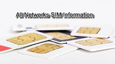 Sim information system - PTA all SIMS Information