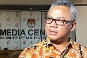 Positif Corona, Ketua KPU Batal Rapat di Istana