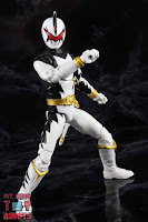 Power Rangers Lightning Collection Dino Thunder White Ranger 18