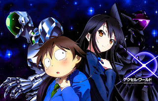 Accel World Episode 1 - 24 Subtitle Indonesia