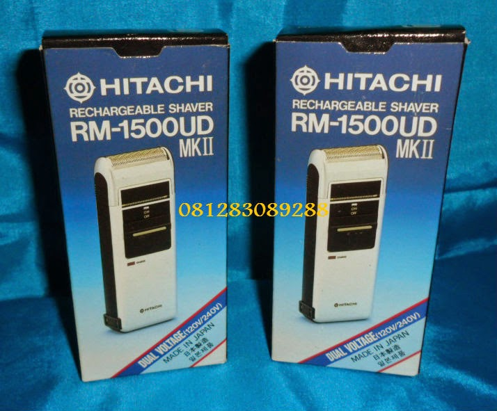 jual%2Bhitachi%2Brechargeable%2Bshaver%2BRM-1700UD. ( Ready Stok) e4fbe31dcc