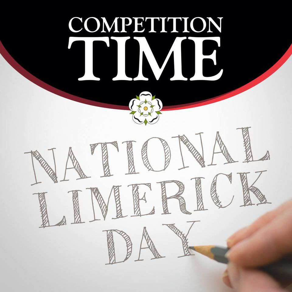 National Limerick Day Wishes for Whatsapp