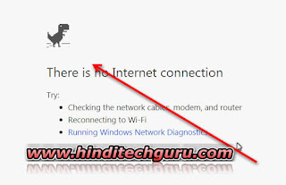 how to play chrome dinosaur game with internet