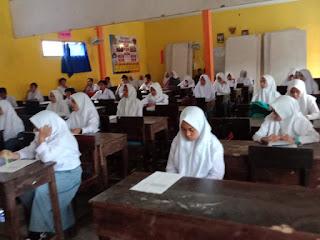 SMA Argopuro Panti Jember Lakukan Tes Psikologi Terhadap Peserta didik baru